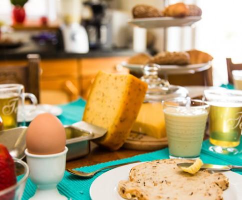 Ontbijt van Jannie