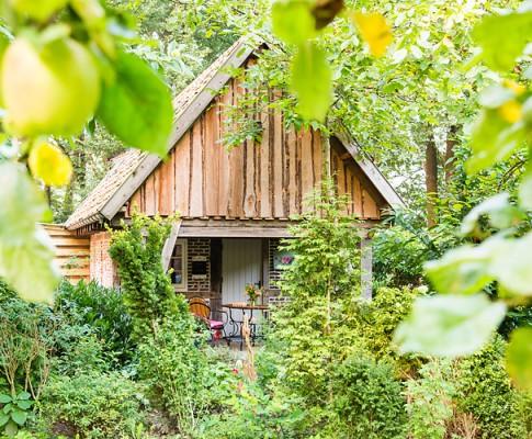 Vakantiewoning Het Tuinhuis